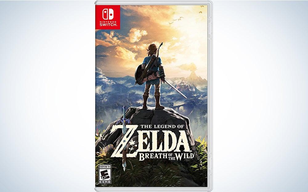 zelda breath of the wild best nintendo switch games