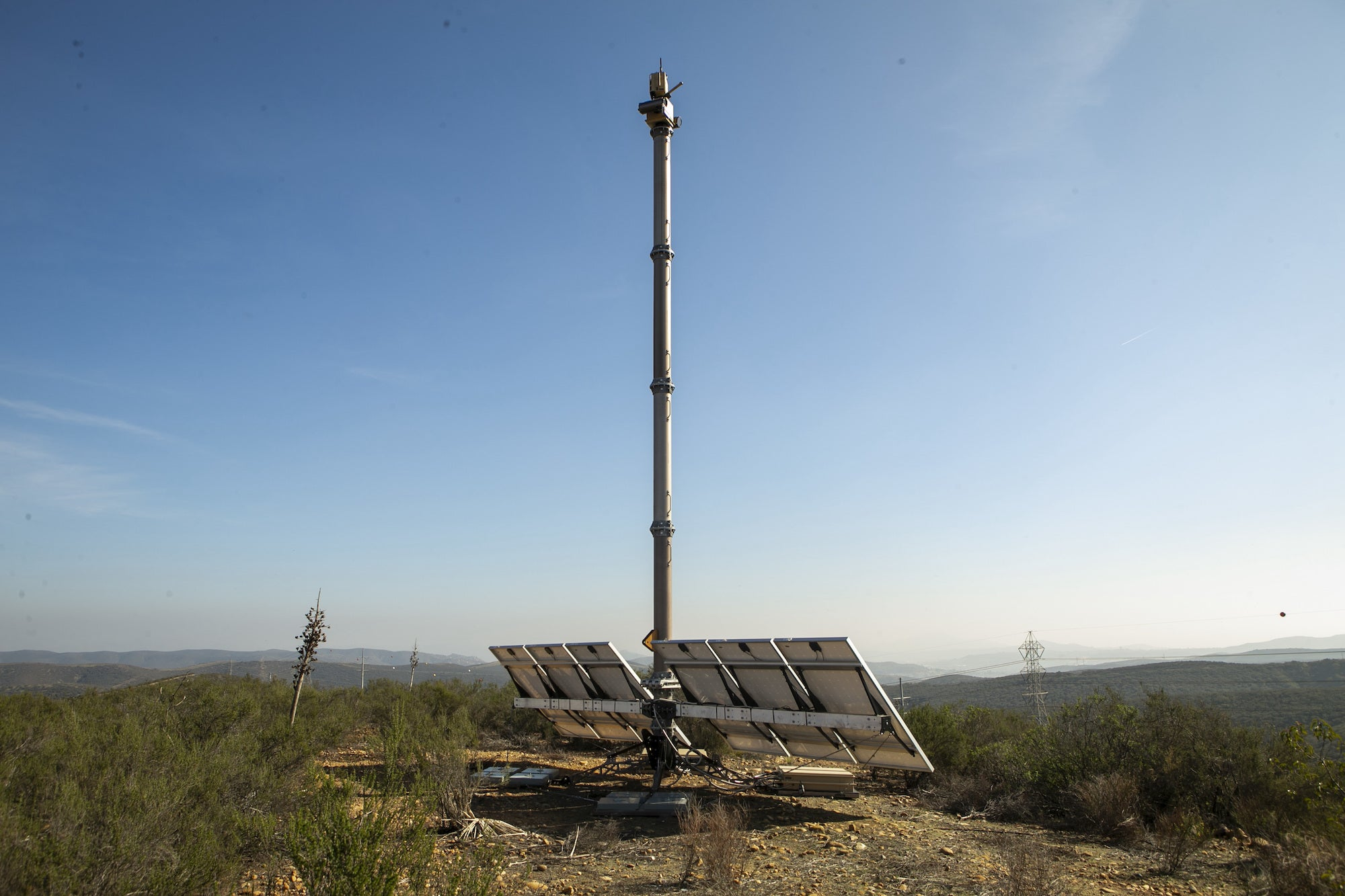 A Texas town approved an AI-powered sentry tower for border security