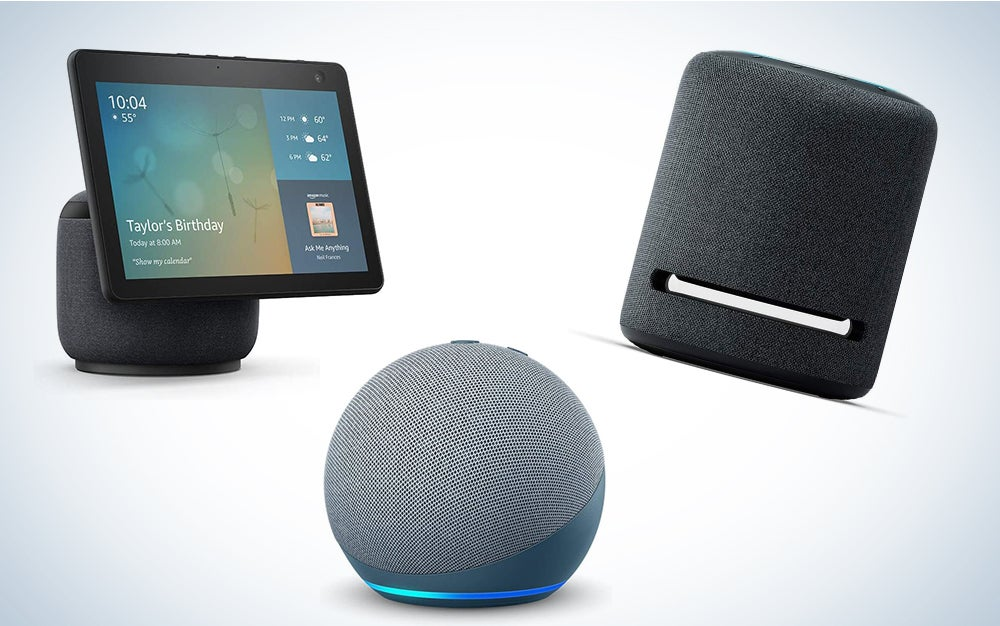 amazon echo products