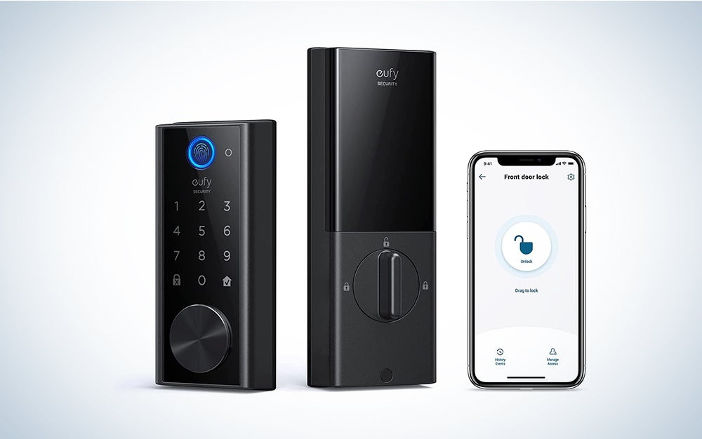 eufy smart home security prime day deal