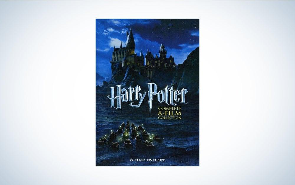harry potter dvd prime day deal