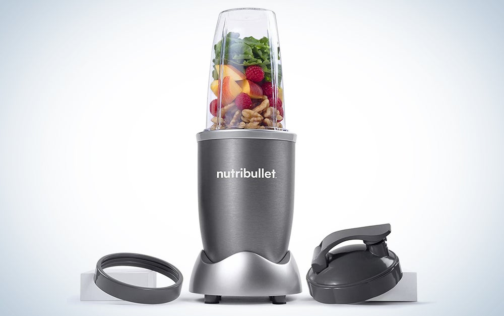 a nutribullet, one of the best blender models available for Amazon prime day