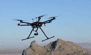 This drone can detect human screams. What could go wrong?