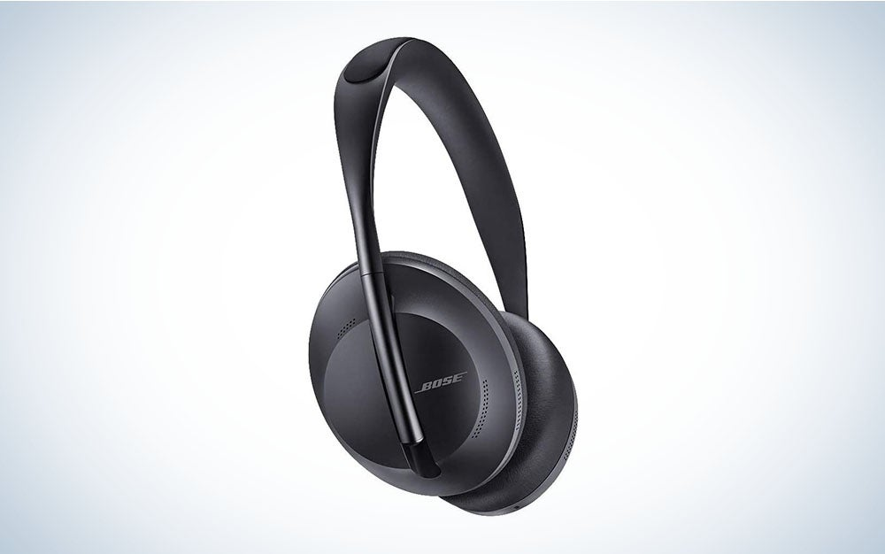 The BOSE Noise-Canceling Headphones 700 are the best bluetooth headphones for tuning out home office distractions.