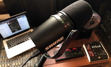 Shure MV7 Podcast Microphone review: Production-ready sound, minimal setup required