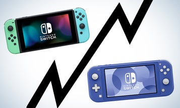 Nintendo Switch vs. Lite: Which of Nintendo's handheld gaming consoles should you buy?