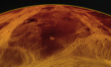 Jostling in Venus' crust could reveal clues about Earth's early geology