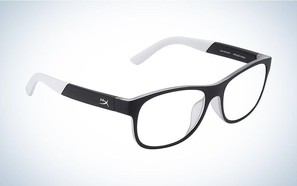 hyperx blue light gaming glasses