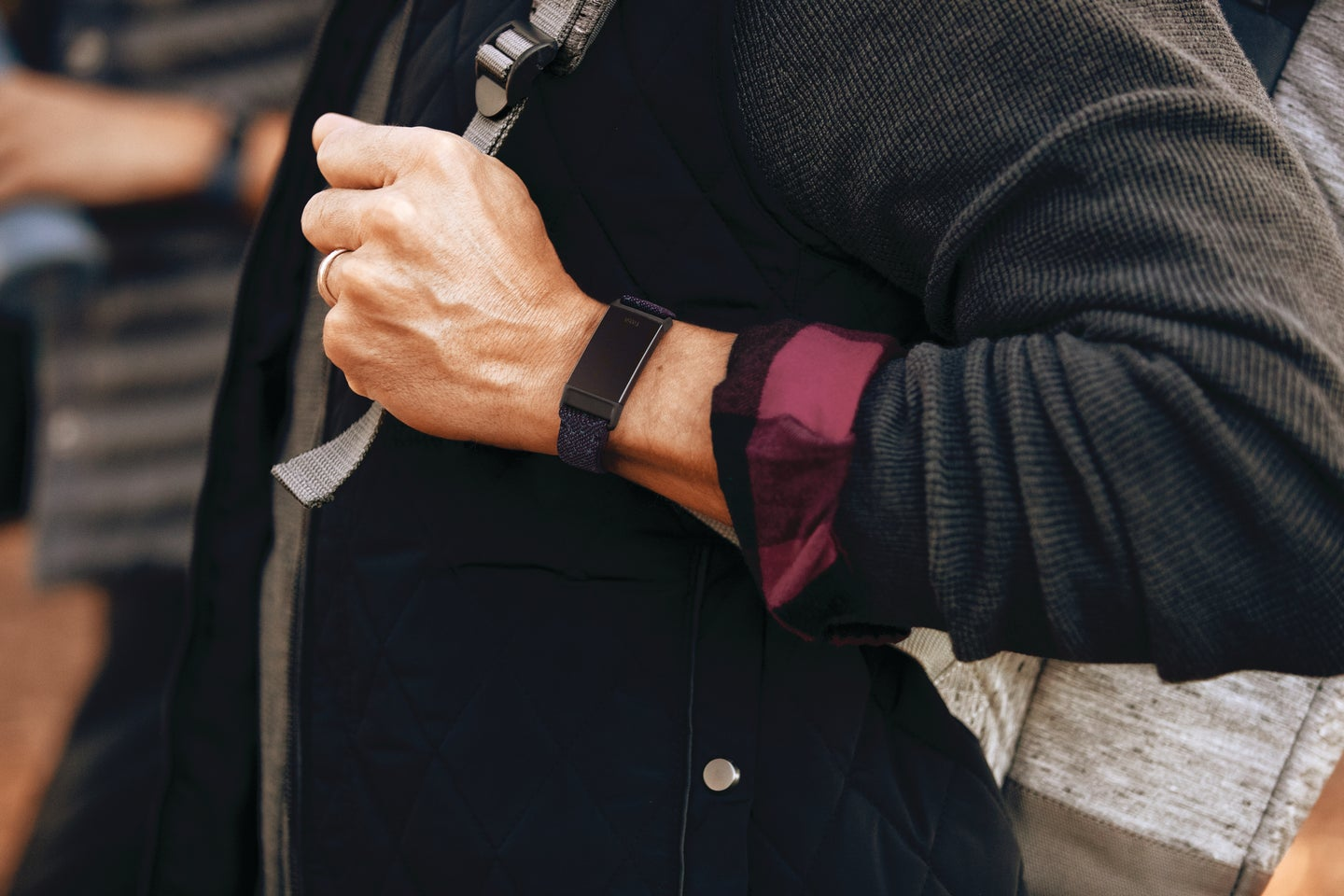 Fitbit Charge 4 smartwatch review