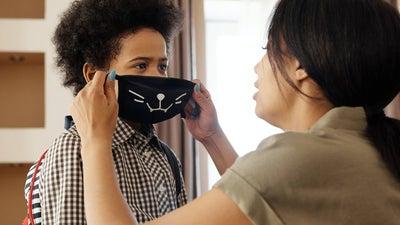 How to sanitize a face mask safely and easily