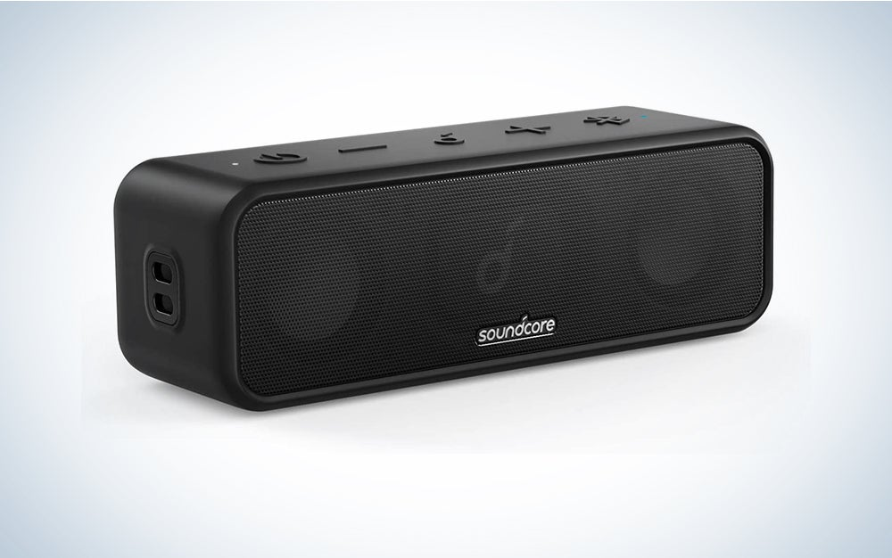 Anker soundcore 3 is one of the best portable bluetooth speakers