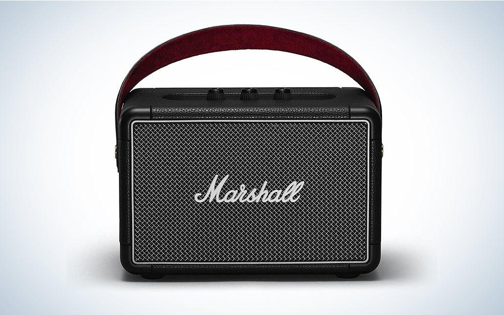 marshall kilburn best portable bluetooth speaker