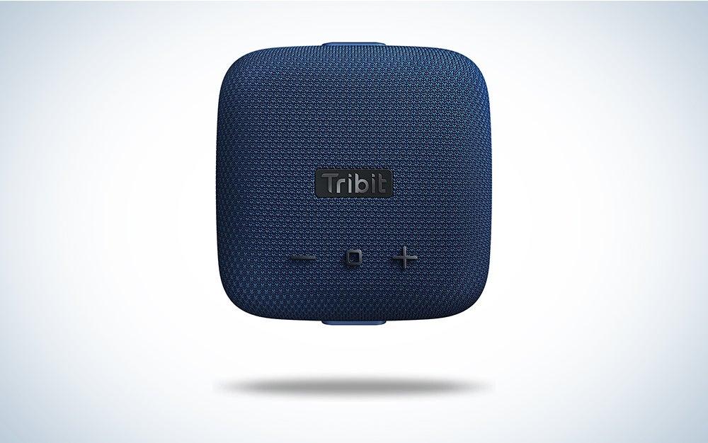 blue tribit best portable bluetooth speaker