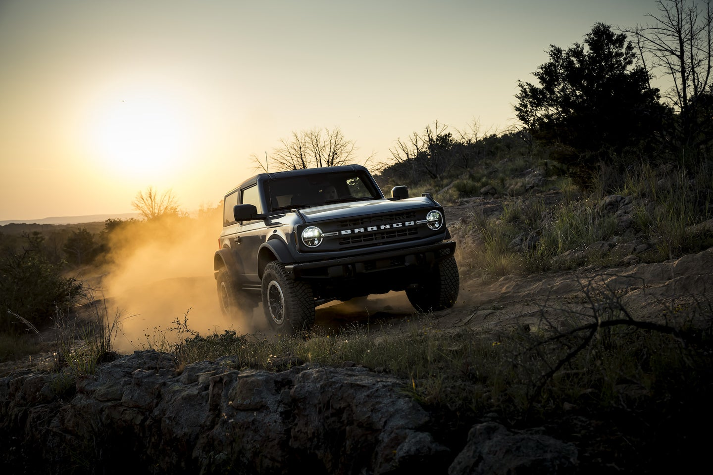 The 2021 Ford Bronco lives up to its massive hype