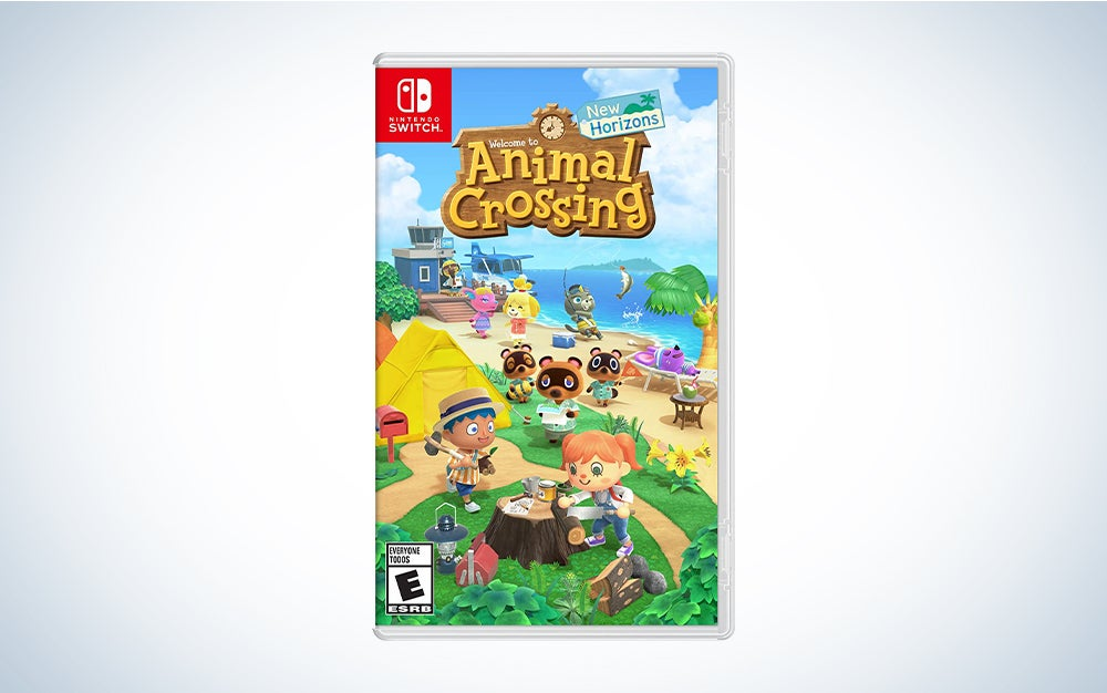 Animal Crossing the best nintendo switch kids game