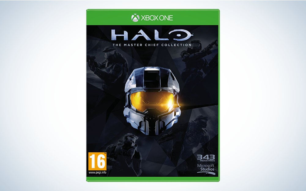 One of the best XBox Series X Games include the Halo: Master Chief Collection