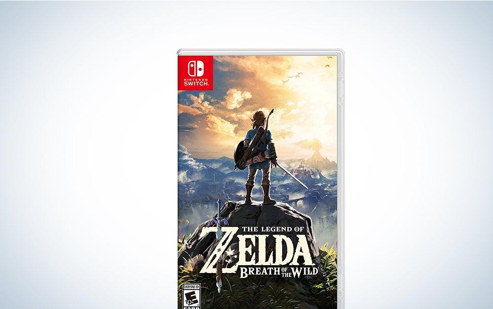 The Legend of Zelda is best nintendo switch game for kids