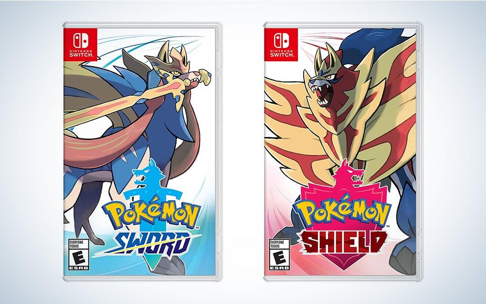 pokemon sword and shield nintendo switch kids games