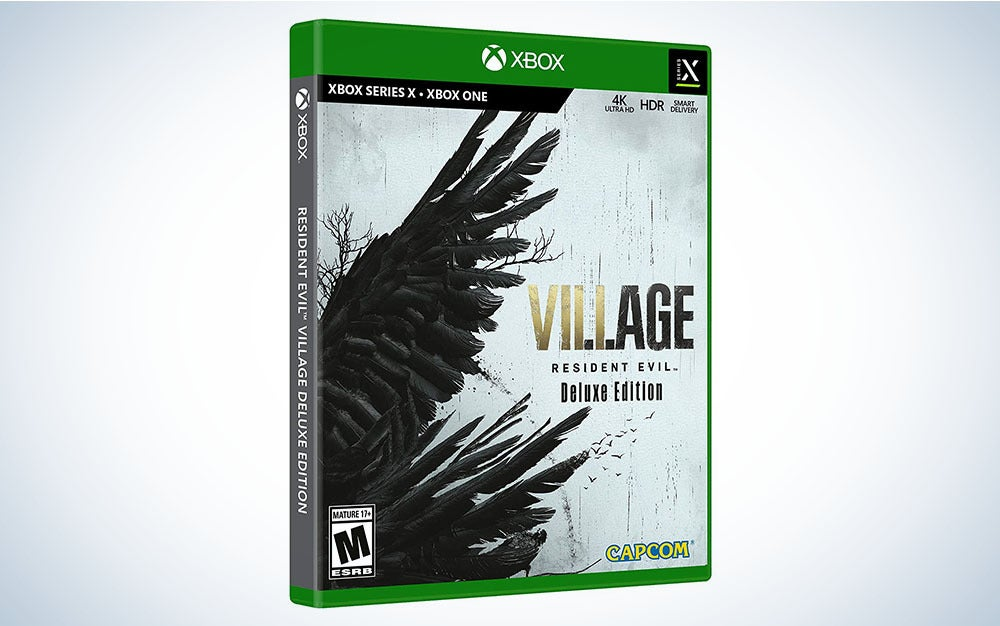 One of the best XBox Series X games are Resident Evil Village