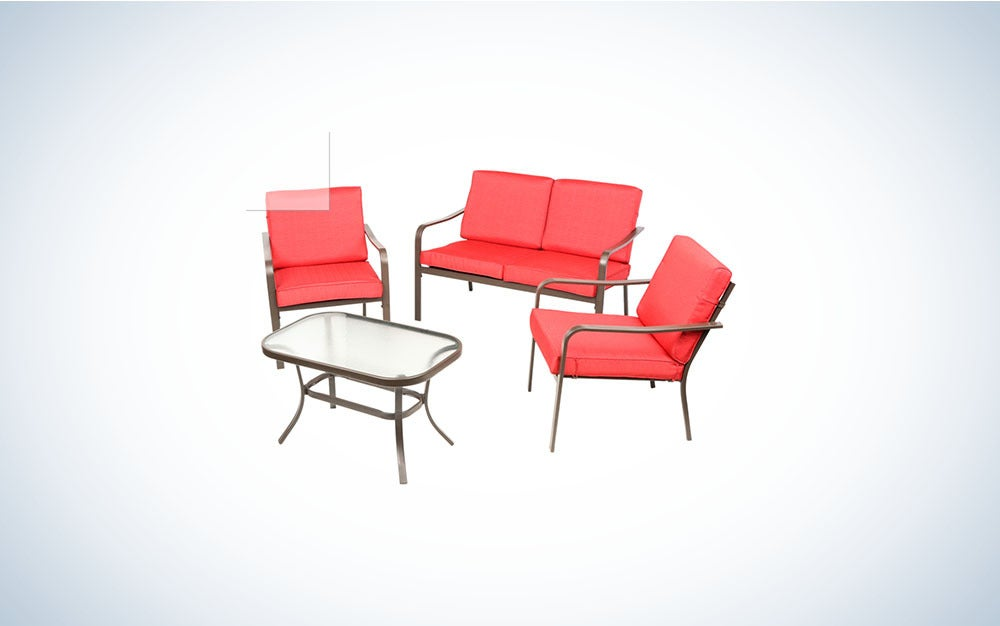 Walmart has the best Fourth of July furniture sale.
