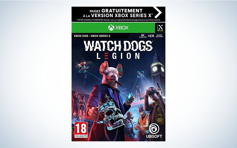 Watch Dogs Legion has the best Xbox Series X ray tracing.