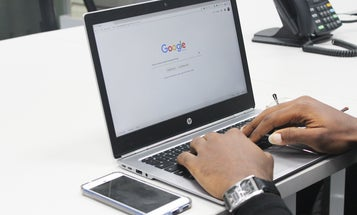 Your Google search history needs its own password