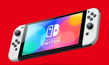 The upcoming Nintendo Switch OLED console promises a bigger, brighter screen