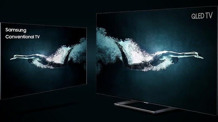 QLED vs. OLED vs. Mini LED: Understanding TV backlight tech