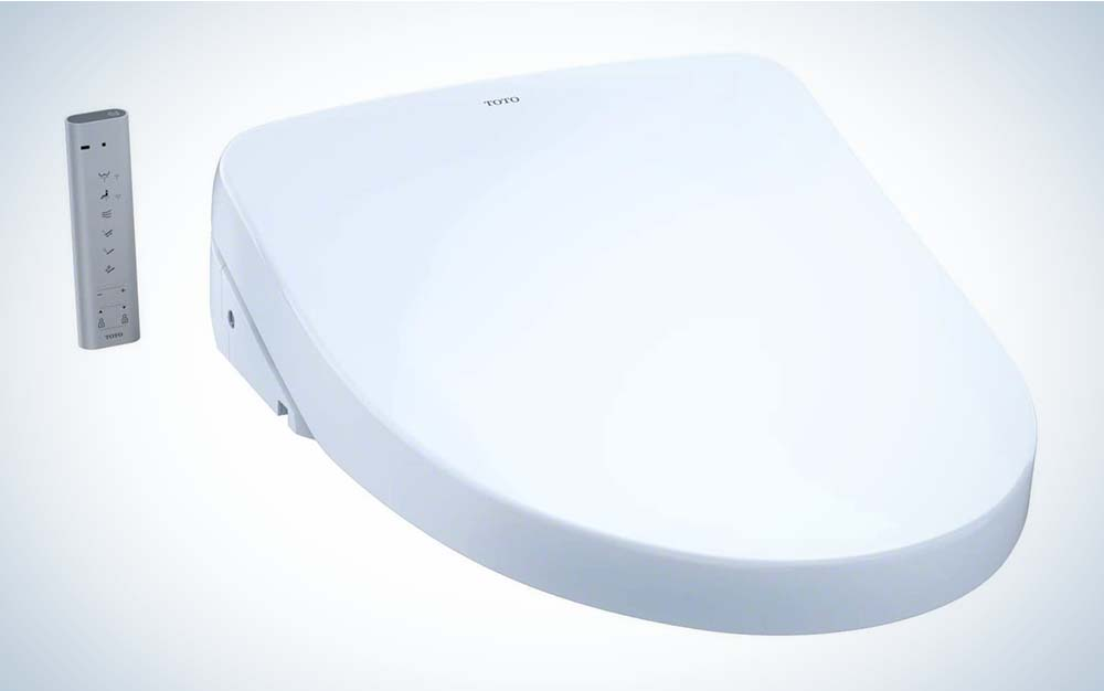 The Toto Washlet S550E is the best bidet on the market.