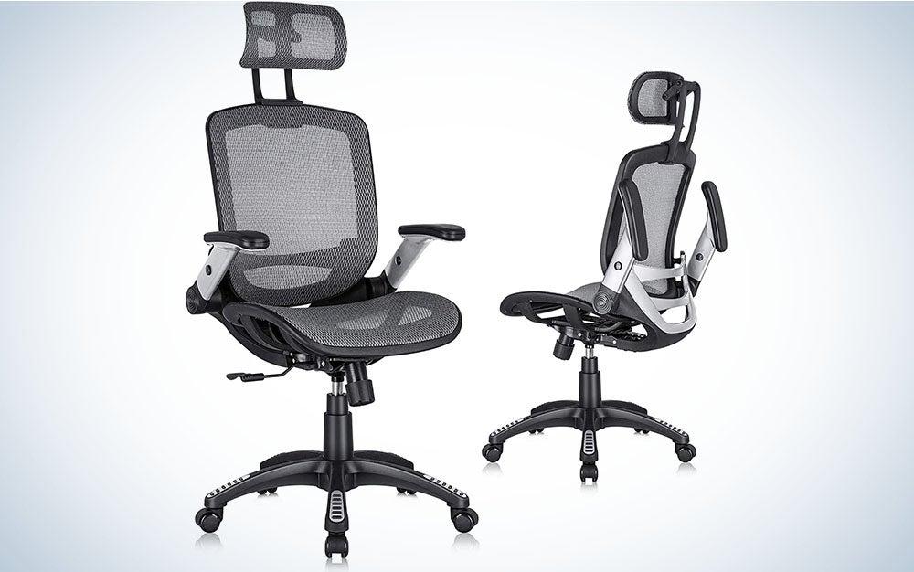The Gabrylly Ergonomic Mesh Office Chair is the best ergonomic.