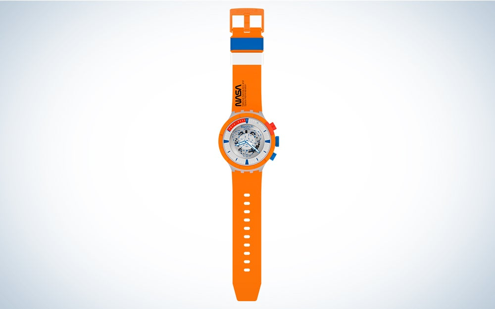 swatch space watches