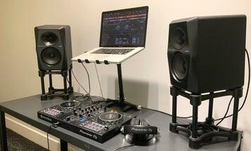 Pioneer DJ VM-50 review: Can a legendary DJ brand's studio monitors move the crowd?