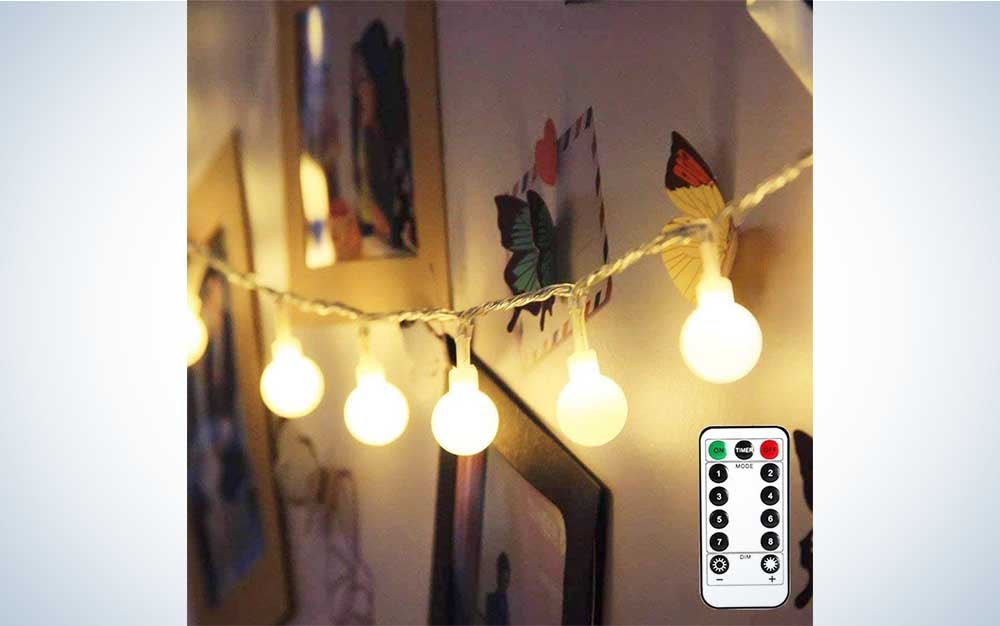 Lightning Ever, the best twinkle lights that are battery operated