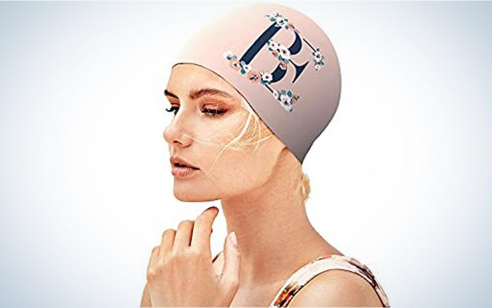 Best fashiBALNEAIRE Silicone is the best fashion swim cap.