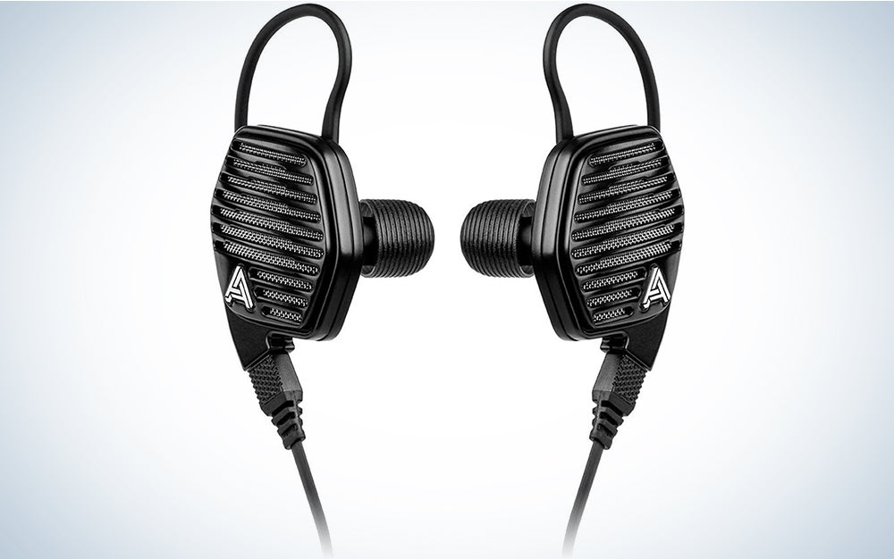 Audeze LCDi3, the best earbuds for audiophiles