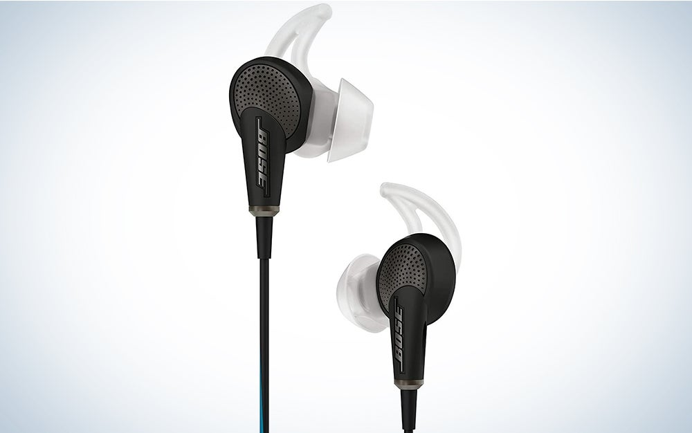Bose QuietComfort 20, the best earbuds for Android users