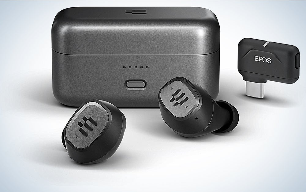 EPOS GTW 270 Hybrid, the best earbuds to keep you focused