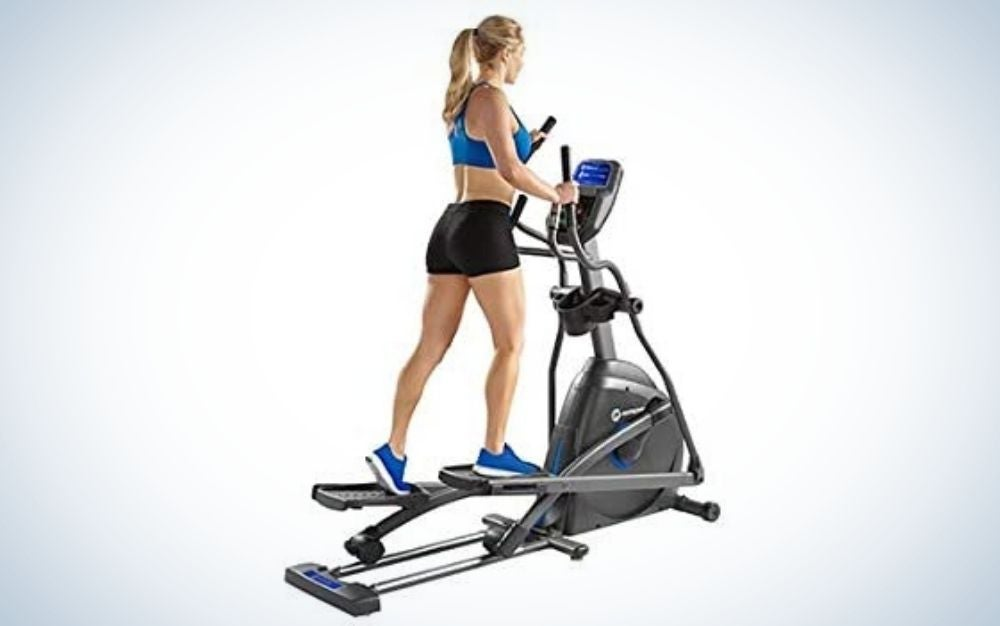 The Horizon Fitness EX-59 is the best elliptical if you're on a budget.