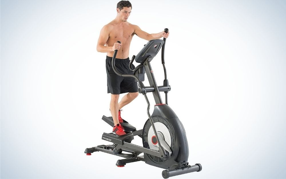 The Schwinn 420 is our pick for best elliptical overall.