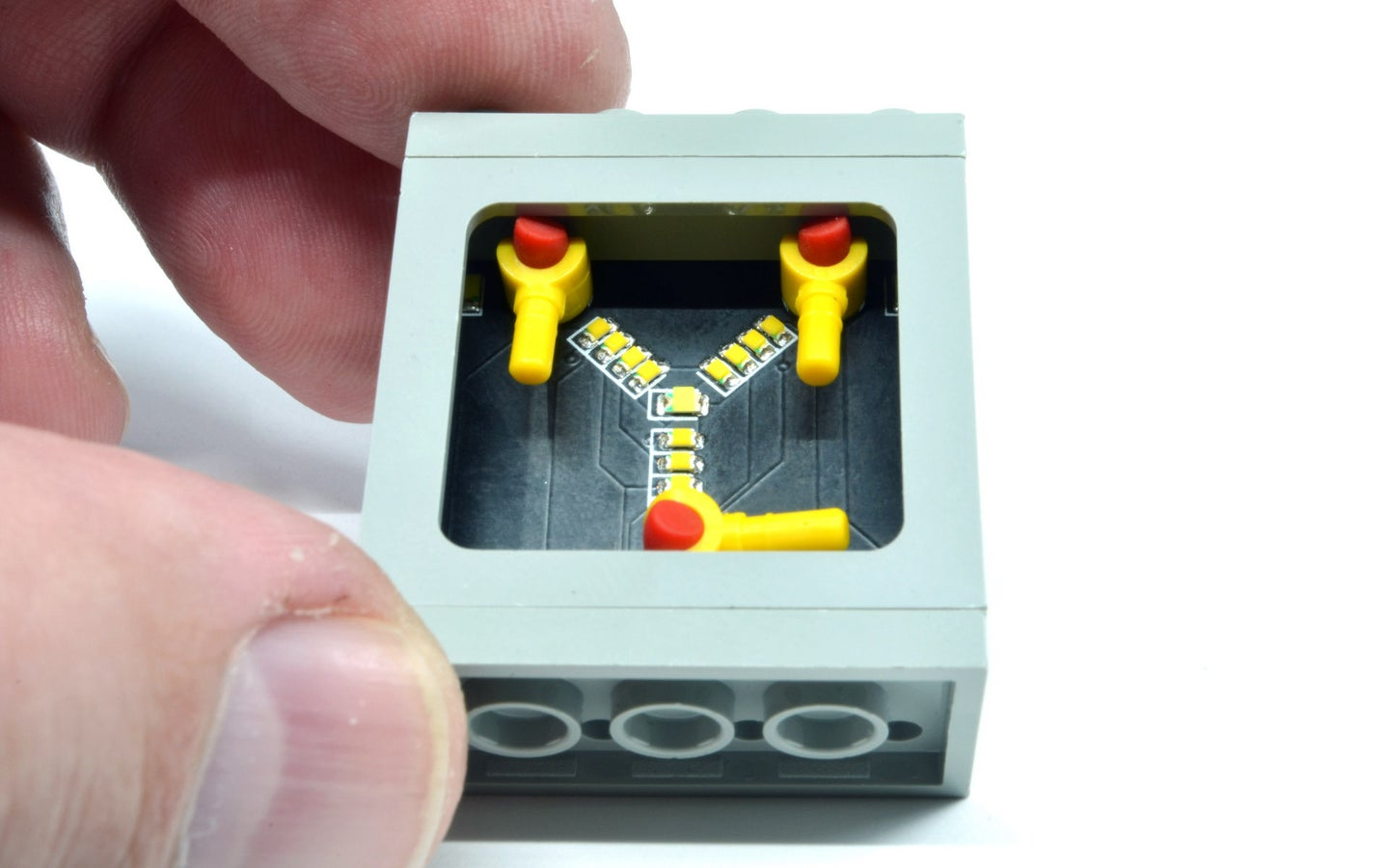 Flux capacitor toy