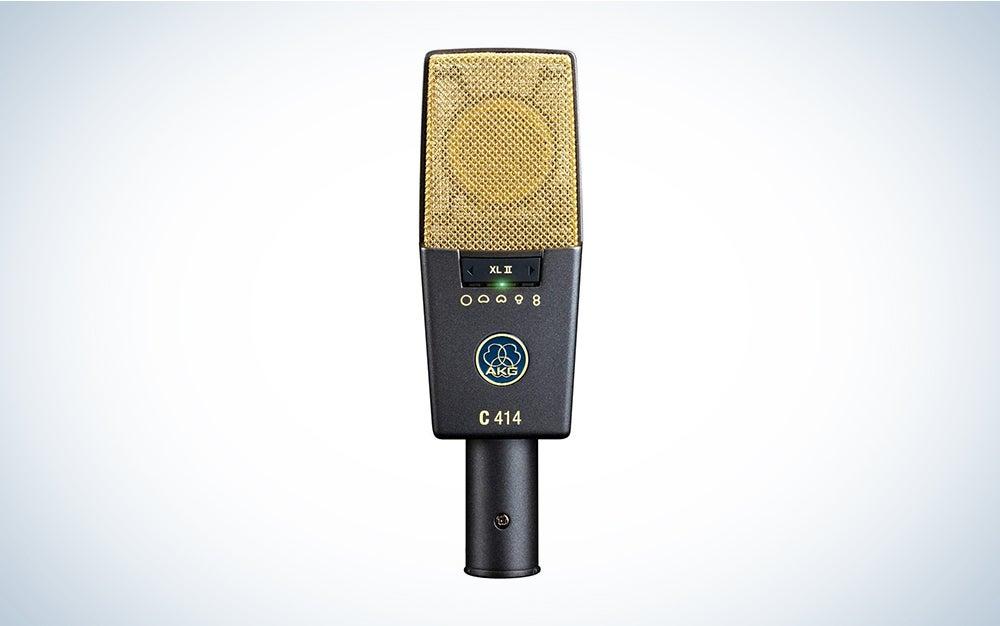 akg c414 best condesner mic