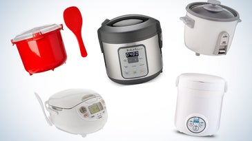 These are our picks for the best rice cookers on Amazon.