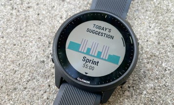 Garmin Forerunner 945 LTE review: A fitness watch that won't leave you stranded