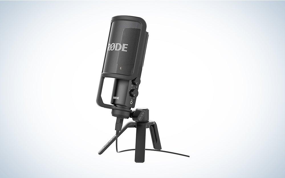 rode-nt-usb-best-condenser-mic