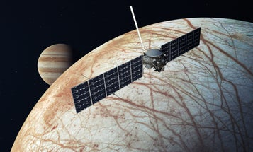 NASA's next Jupiter mission will hunt for life's ingredients under Europa's frozen shell