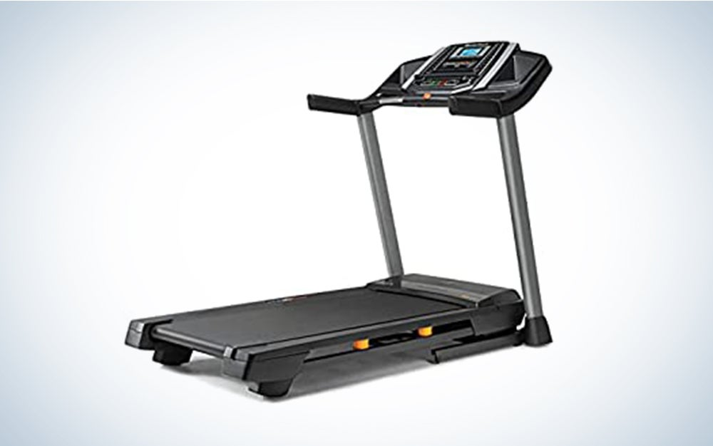 The XTERRA Fitness TR150 Folding Treadmill is the best home fitness equipment