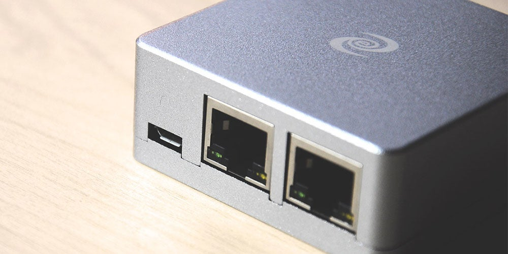 Router device