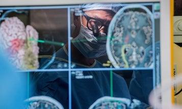 A new AI-powered brain implant allowed a paralyzed man to speak again