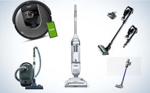 The best vacuum cleaners for tidying every surface in your home