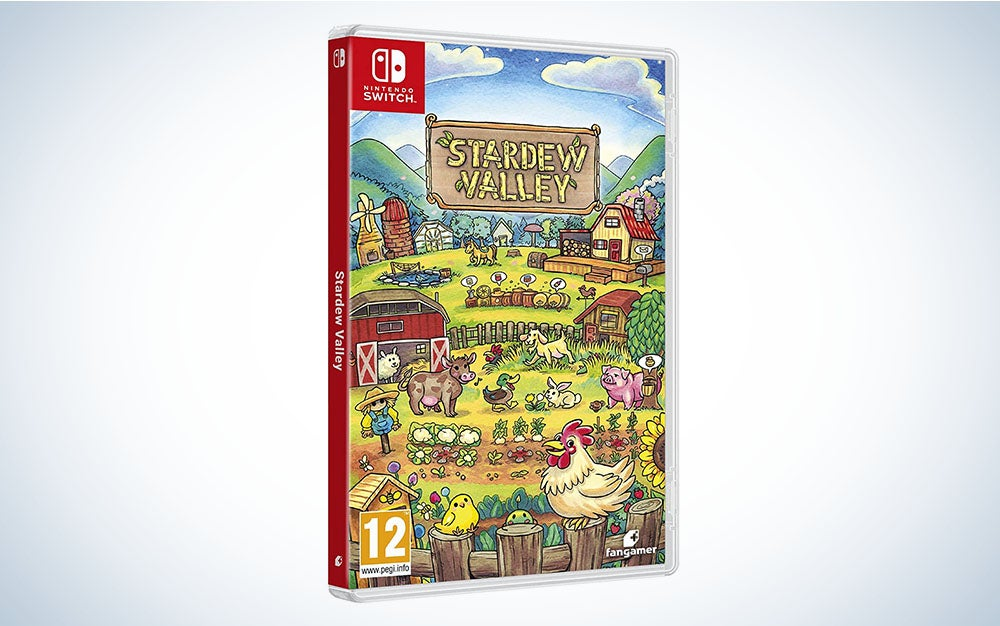 Stardew Valley is the best Nintendo Switch game for babysitting your friend's kids.